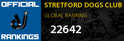 STRETFORD DOGS CLUB GLOBAL RANKING