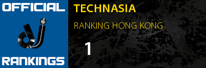 TECHNASIA RANKING HONG KONG