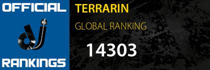 TERRARIN GLOBAL RANKING