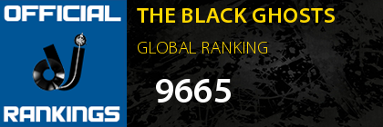 THE BLACK GHOSTS GLOBAL RANKING