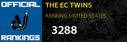THE EC TWINS RANKING UNITED STATES
