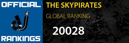 THE SKYPIRATES GLOBAL RANKING
