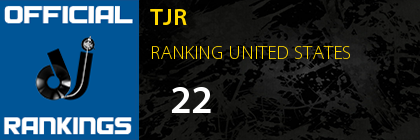 TJR RANKING UNITED STATES