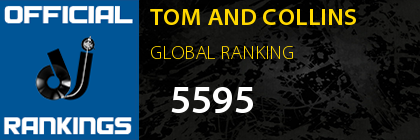 TOM AND COLLINS GLOBAL RANKING