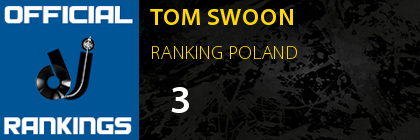 TOM SWOON RANKING POLAND