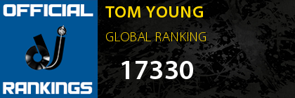 TOM YOUNG GLOBAL RANKING