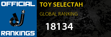 TOY SELECTAH GLOBAL RANKING