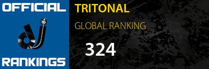TRITONAL GLOBAL RANKING