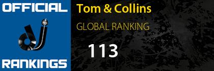 Tom & Collins GLOBAL RANKING