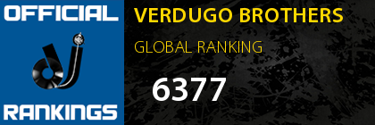 VERDUGO BROTHERS GLOBAL RANKING