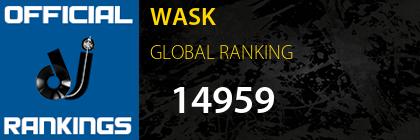 WASK GLOBAL RANKING