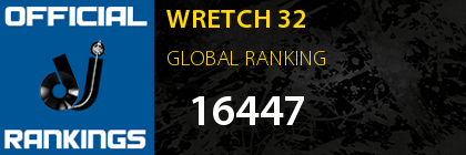 WRETCH 32 GLOBAL RANKING