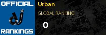 Urban GLOBAL RANKING