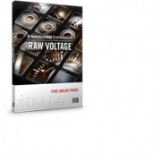 RAW VOLTAGE - Drums and synths for MASCHINE