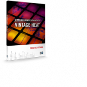 VINTAGE HEAT - Drums & synths for MASCHINE