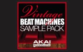 VINTAGE BEAT MACHINES - CLASSIC DRUM MACHINE SOUND SET