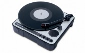 PT-01USB - Portable Vinyl-Archiving Turntable