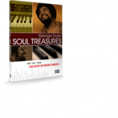 GEORGE DUKE SOUL TREASURES - 500 soulful keyboard phrases