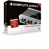 KOMPLETE AUDIO 6 - 6-channel audio interface