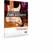 SCARBEE FUNK GUITARRIST - Authentic funk guitar chords