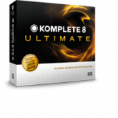 KOMPLETE 8 ULTIMATE - The Ultimate Instruments and Sounds Collection