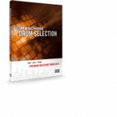 MACHINE DRUM SELECTION - 20 modern drum kits