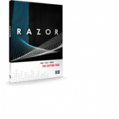 RAZOR - Advanced additive synthesizer, The Cutting Edge Synthesis