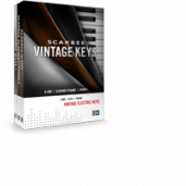 SCARBEE VINTAGE KEYS - Four sampled classic e-pianos