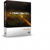 TRAKTOR PRO 2 - Advanced 4-deck DJ software
