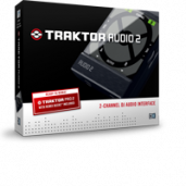 TRAKTOR AUDIO 2 - 2-channel DJ audio interface