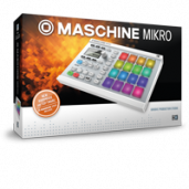 MASCHINE MIKRO - Groove production studio
